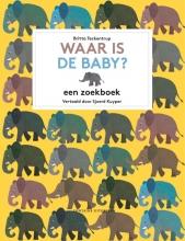Britta Teckentrup , Waar is de baby?