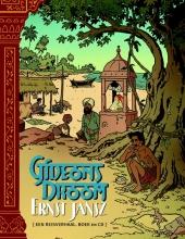 Ernst  Jansz Gideons droom. Boek + CD