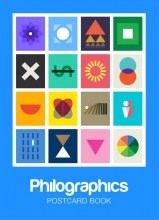 Genis  Carreras, Chris  Thomas Philographics Postcard Book
