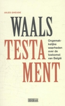 Jules  Gheude Waals testament
