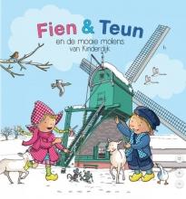 Rene  Noorderveen Fien & Teun en de Mooie Molens van Kinderdijk