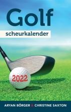 Christine Saxton Aryan Börger, Golfscheurkalender 2022