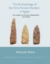 N. Shirai , The Archaeology of the First Farmer-Herders in Egypt