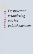 Jürgen Habermas , De structuurverandering van het publieke domein