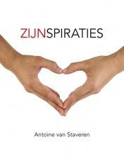 Antoine van Staveren , Zijnspiraties