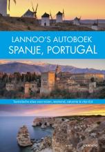 , Lannoo`s autoboek Spanje/Portugal