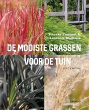 Tinneke  Provoost, Laurence  Machiels De mooiste grassen voor de tuin