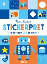 , Stickerpret 4+