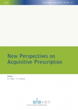 , New Perspectives on Acquisitive Prescription