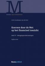 C.M. Grundmann-van de Krol , Koersen door de Wet op het financieel toezicht deel IV Beleggingsondernemingen
