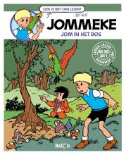 Jenny  Hillen Jom in het bos