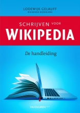 Lodewijk Gelauff , Schrijven voor Wikipedia