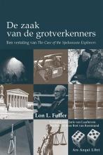 Joris van Laarhoven , De zaak van de grotverkenners