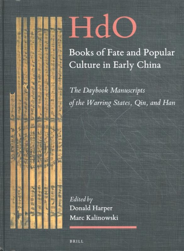 ,Books of Fate and Popular Culture in Early China