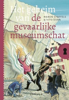 Maren Stoffels,Het geheim van de gevaarlijke museumschat