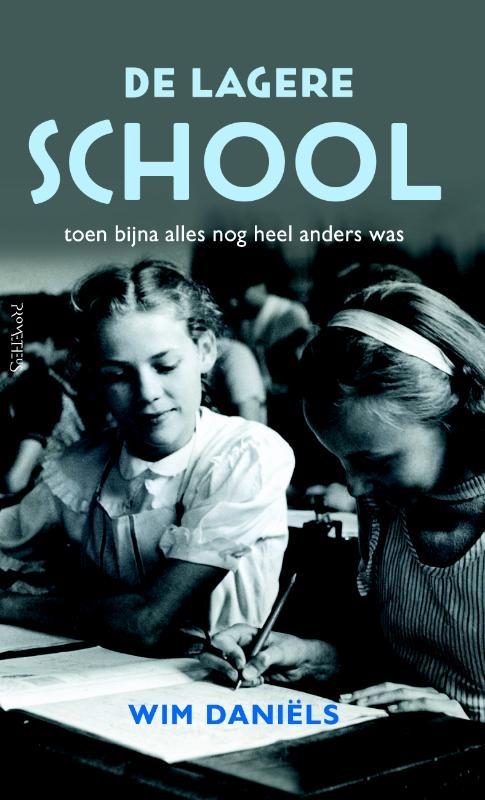 Wim Daniëls,De lagere school