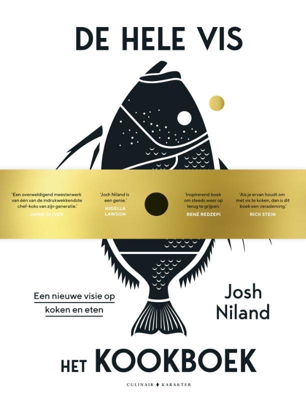 Josh Niland,De hele vis - het kookboek