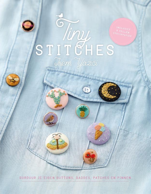 Irem Yazici,Tiny Stitches