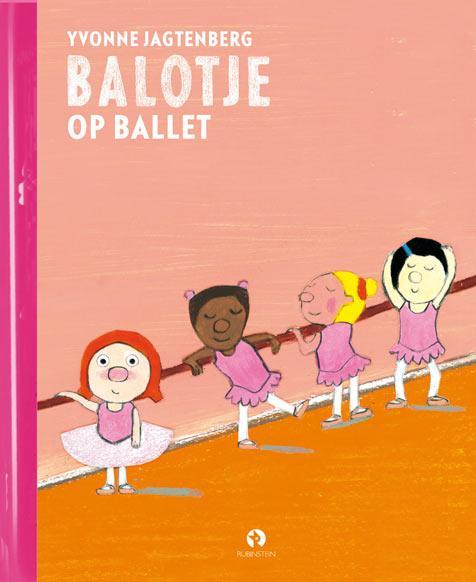 Yvonne Jagtenberg,Balotje op ballet