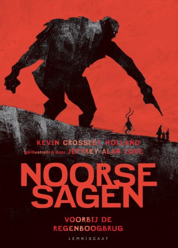 Kevin Crossley-Holland,Noorse sagen