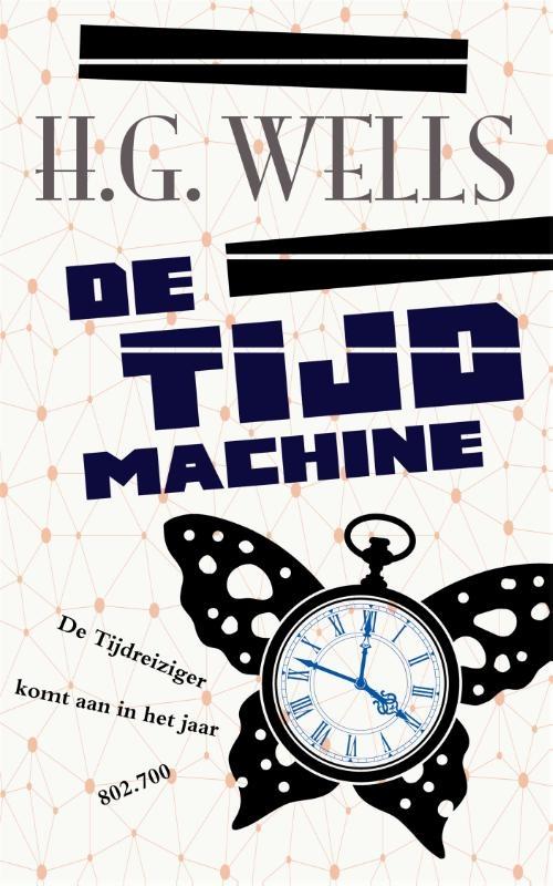 H.G. Wells,De tijdmachine
