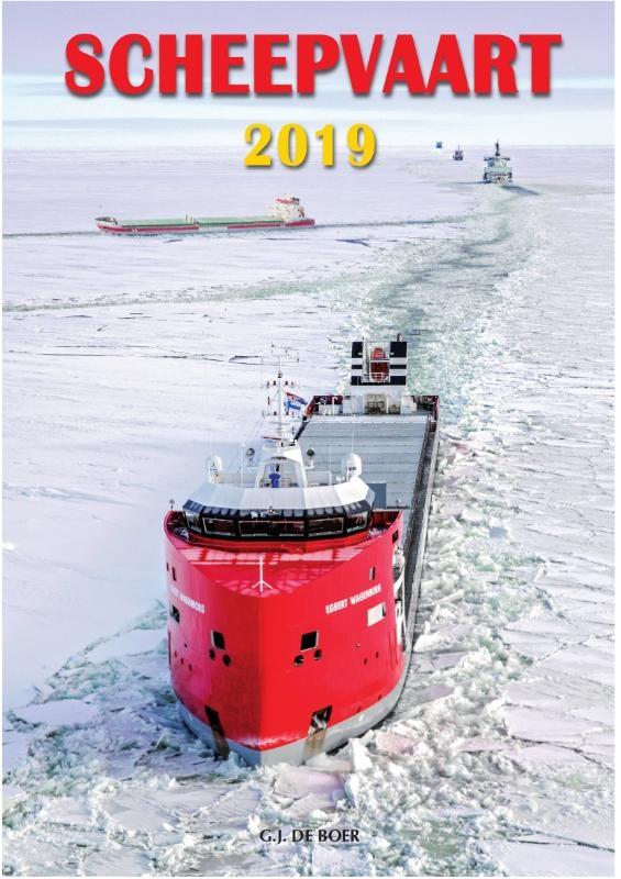G.J. de Boer,Scheepvaart 2019