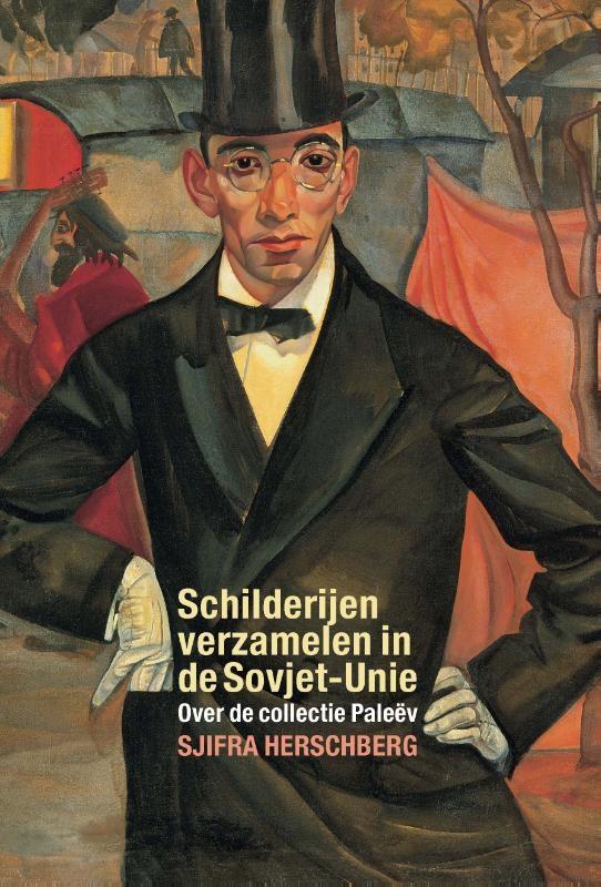 Sjifra Herschberg,Schilderijen verzamelen in de Sovjet-Unie