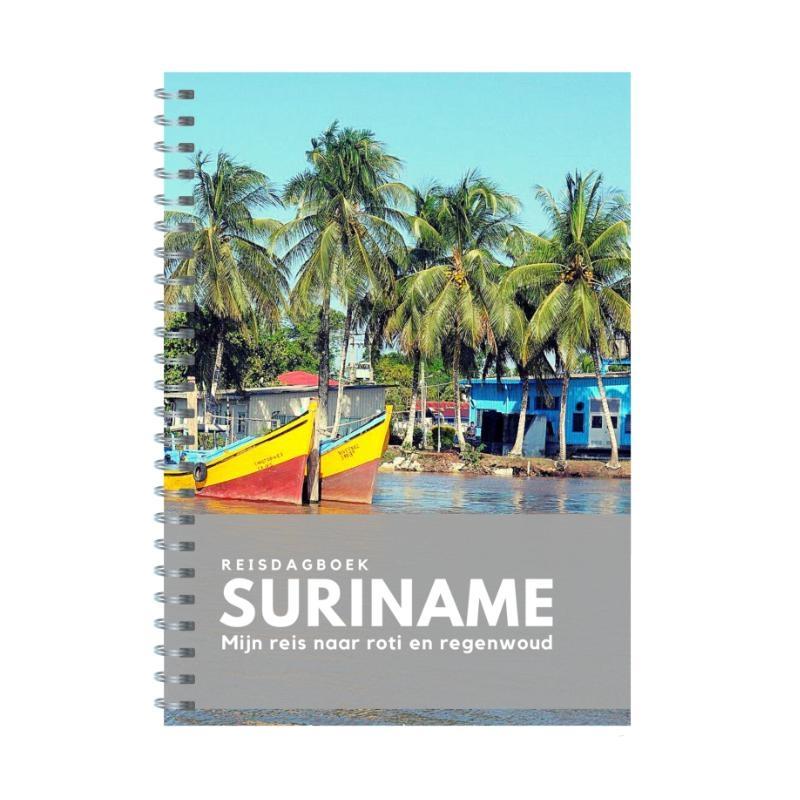 Anika Redhed,Reisdagboek Suriname