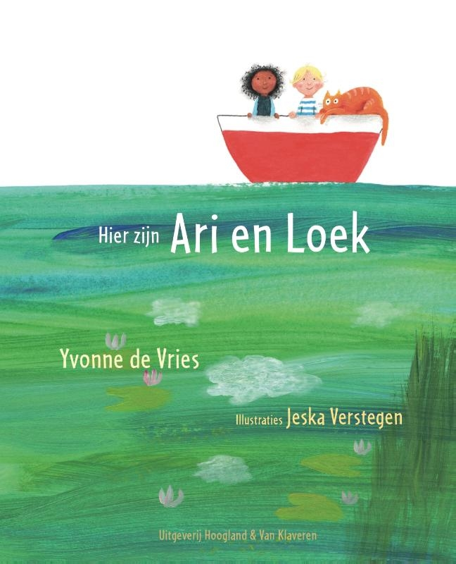 Yvonne de Vries,Hier zijn Ari en Loek