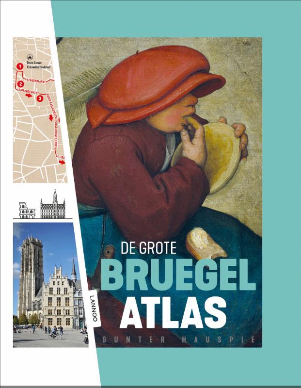 Gunter Hauspie,De Grote Bruegel Atlas