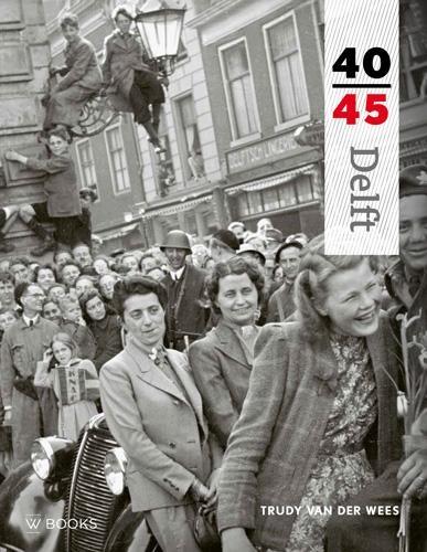 Trudy van der Wees,Delft 40-45