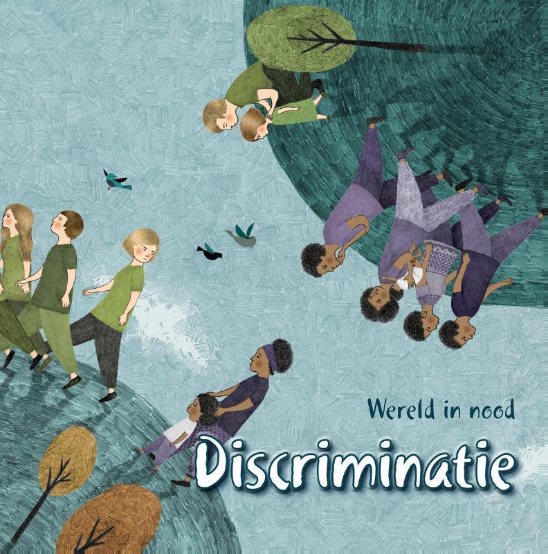Louise Spilsbury,Discriminatie