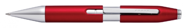 ,Rollerpen Cross X series karmozijnrood