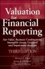 Mard, Michael J.,Valuation for Financial Reporting