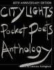 City Lights Pocket Poets Anthology,60th Anniversary Edition