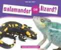 Kralovansky, Susan,Salamander or Lizard?