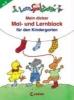 ,Mein dicker Mal- und Lernblock für den Kindergarten