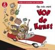 ,De dubbel CD van VOF De Kunst met allerlei leuke liedjes en verhaaltjes voor onderweg!
