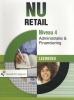 Aad  Doelens,Retail niveau 4 administratie & financiering Leerboek