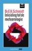 , F.H.  Schmidt,Inleiding tot de meteorologie
