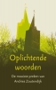Andries  Zoutendijk,Oplichtende woorden