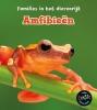 <b>Angela  Royston</b>,Amfibieën, Families in het dierenrijk