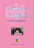 E  Bleeker, C  de Bruin,De ziekte van onduidelijkheid + DVD