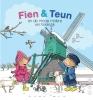 <b>Rene  Noorderveen</b>,Fien & Teun en de Mooie Molens van Kinderdijk