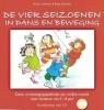 Monika Schneider,De vier seizoenen in dans en beweging handleiding+cd