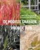Laurence  Machiels Tinneke  Provoost,De mooiste grassen voor de tuin