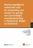 <b>E.  Bauw, E.G.D. van Dongen, M. van Kogelenberg, M.M.P. van Rede</b>,Rechtsvergelijkend onderzoek naar de vergoeding van schade als gevolg van (voormalige) steenkoolwinning in Nederland, Belgi� en Duitsland