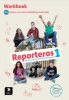 ,<b>Reporteros 1 werkboek</b>