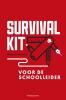 <b>Vandoninck  Anne-Marie</b>,Survivalkit voor de schoolleider