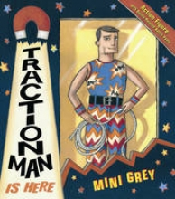 Grey, Mini Traction Man Is Here